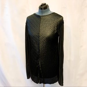 Zara Long Sleeve Tunic, Perfect for a Night Out